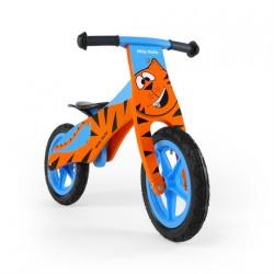 DUPLO TIGRE bici bambini in legno senza pedali