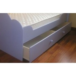 Cassetto sotto il letto