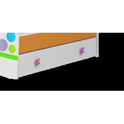 Cassetto sotto il letto - secondo letto