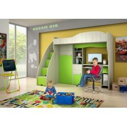 letti a castello letti scorrevoli cameretta bambino carrozzine bici senza pedali bimbo. Black Bedroom Furniture Sets. Home Design Ideas