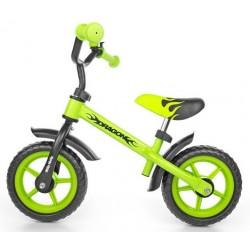 DRAGON - bici senza pedali - verde