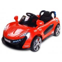 Auto elettrica Aero 12V Rosso con telecomando