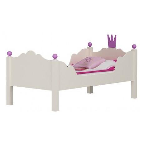 Letto principessa 160x80 cm principessa collezione - Letto per bambini 160 80 ...