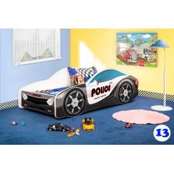 Lettino macchina auto con materasso 160x80 cm