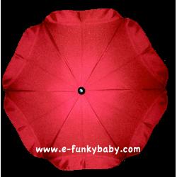 Ombrellino per passeggino Rosso