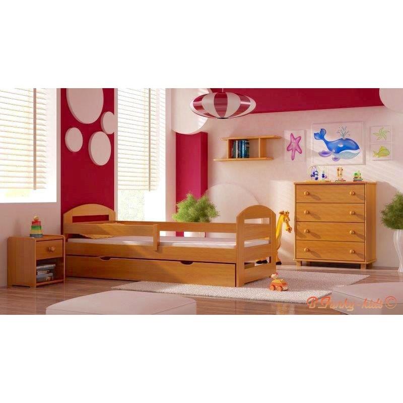 5 pezzi set di mobili in legno di pino massello kam3 for Mobili in pino