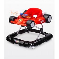 Girello Formula Speeder rosso