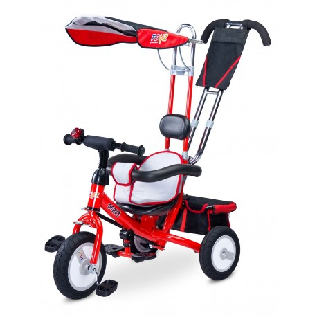 Triciclo Derby rosso