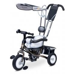 Triciclo Derby grigio