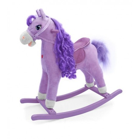 Cavallo a dondolo Principessa Viola