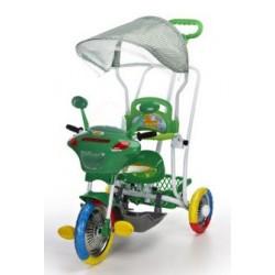 Triciclo Motocicletta verde