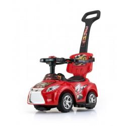 Cavalcabile auto 3 in 1 KID rosso