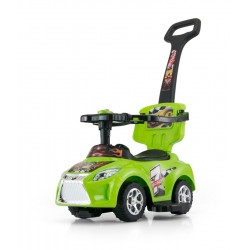 Cavalcabile auto 3 in 1 KID verde