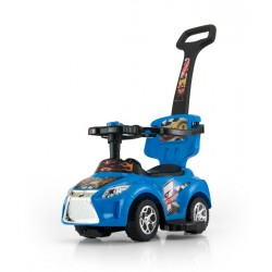 Cavalcabile auto 3 in 1 KID blu