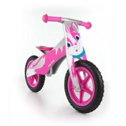 duplo - una bicicleta de madera sin pedales