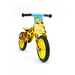 DUPLO GIRAFFA - bici bambini in legno senza pedali