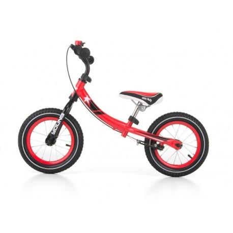 YOUNG bici senza pedali con freno - blu