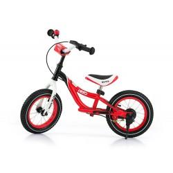 HERO bici senza pedali con freno - rosso