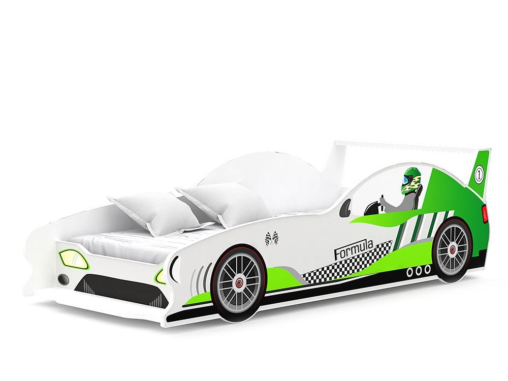 Letto a macchina excellent grand prix extreme auto letto bianco standard with letto a macchina - Letto macchina bimbo ...