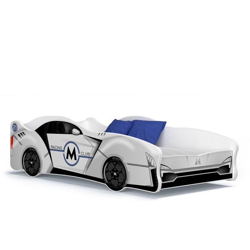 Letto macchina cars bambina bambino 160x80 letti a forma - Letto bimbo auto ...