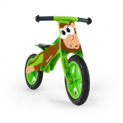 DUPLO SCIMMIETTA bici bambini in legno senza pedali