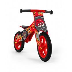 DUPLO FIREMAN bici bambini in legno senza pedali