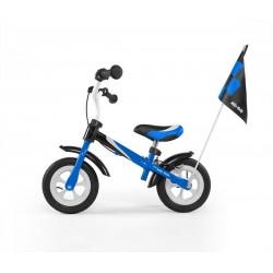 DRAGON DELUXE bici senza pedali con freno - blu