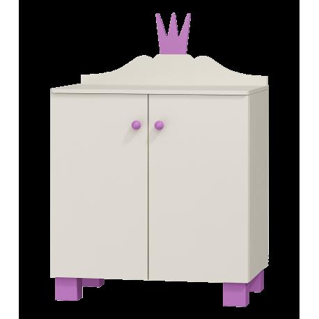 Comò Principessa 2 ante