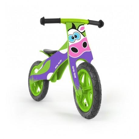 DUPLO MUCCA bici bambini in legno senza pedali