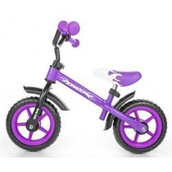 DRAGON - bici senza pedali - viola