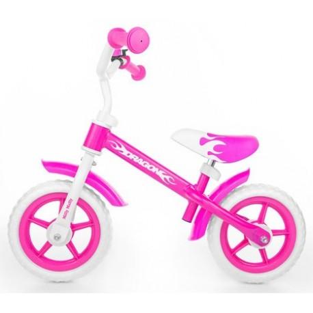 DRAGON - bici senza pedali - rosa