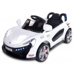 Auto elettrica Aero 12V Bianco con telecomando
