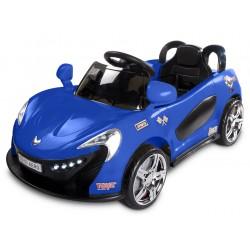 Auto elettrica Aero 12V Blu con telecomando