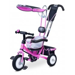 Triciclo Derby rosa