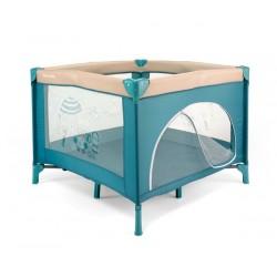 Box bambino quadrato Fun Spiaggia Blu