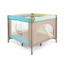 Box bambino quadrato Fun Safari Blu