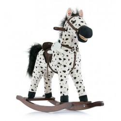 Cavallo a dondolo Mustang