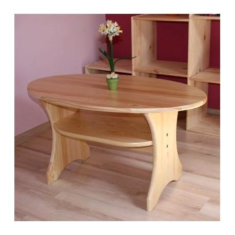 Tavolo in legno massello di pino