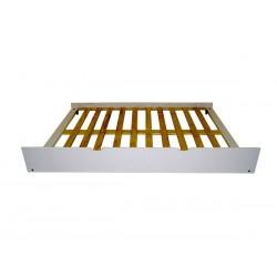 Cassetto sotto il letto estraibile come un secondo letto