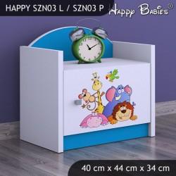 Comodino Happy Collezione 3