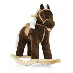 Cavallo a dondolo Pony bruno