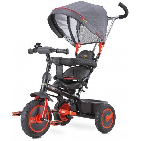 Triciclo Buzz rosso