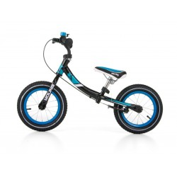 YOUNG bici senza pedali con freno - turchese