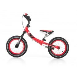 YOUNG bici senza pedali con freno - rosso