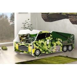 Lettino camion militare 140x70 cm